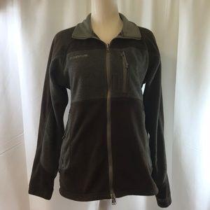 Columbia Titanium Fleece Interchange Zip Up Jacket